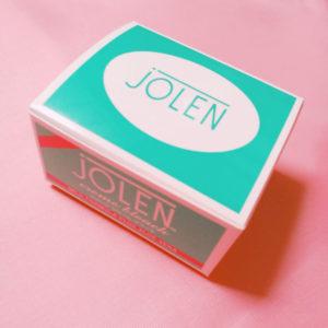 JOLENの外箱