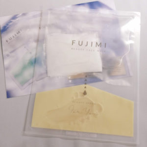 FUJIMIのビューティーフェイスマスク