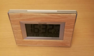 熱海後楽園ホテルの時計